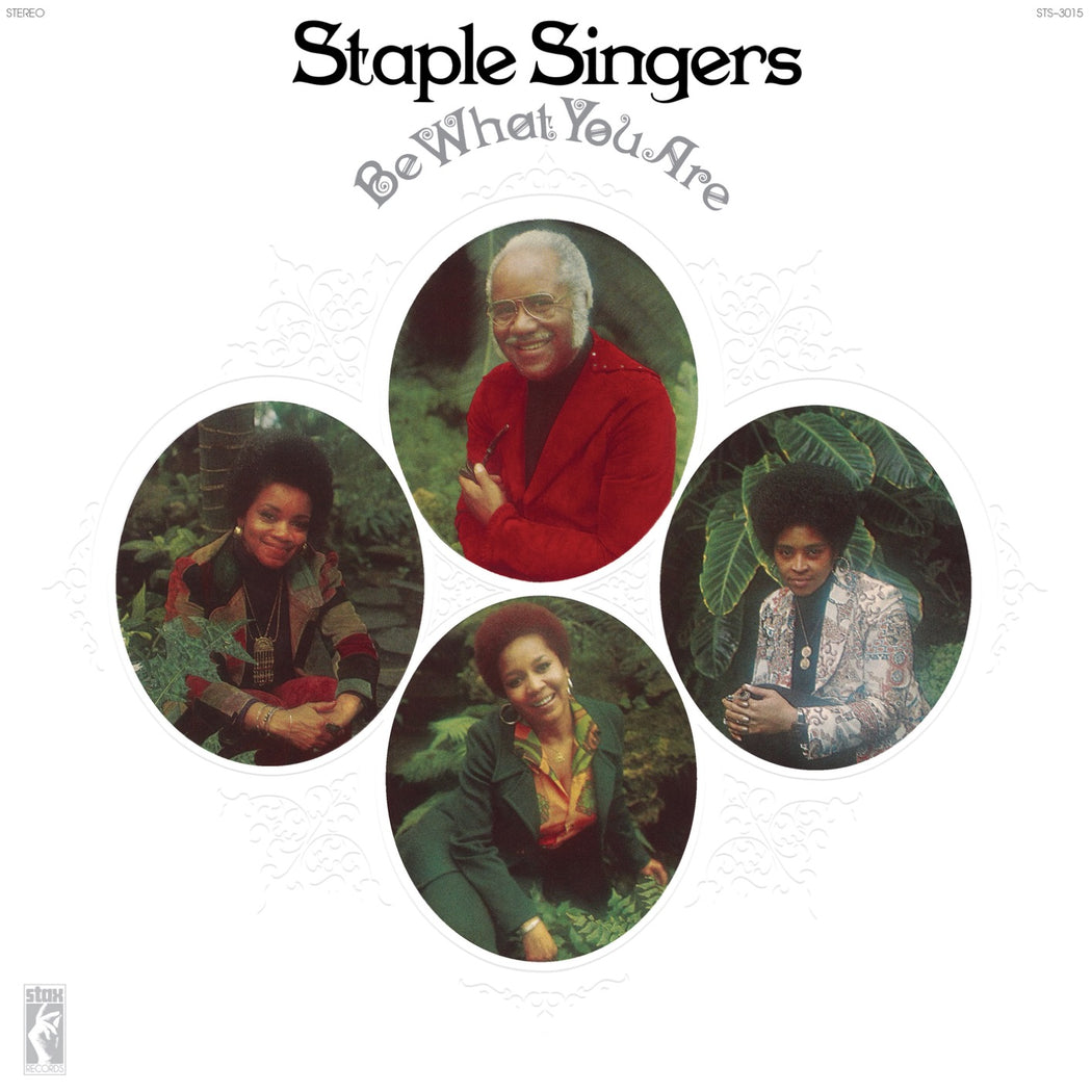The Staple Singers: Be What You Are (Vinyl LP) | Optic Music | Buy Vinyl Online
