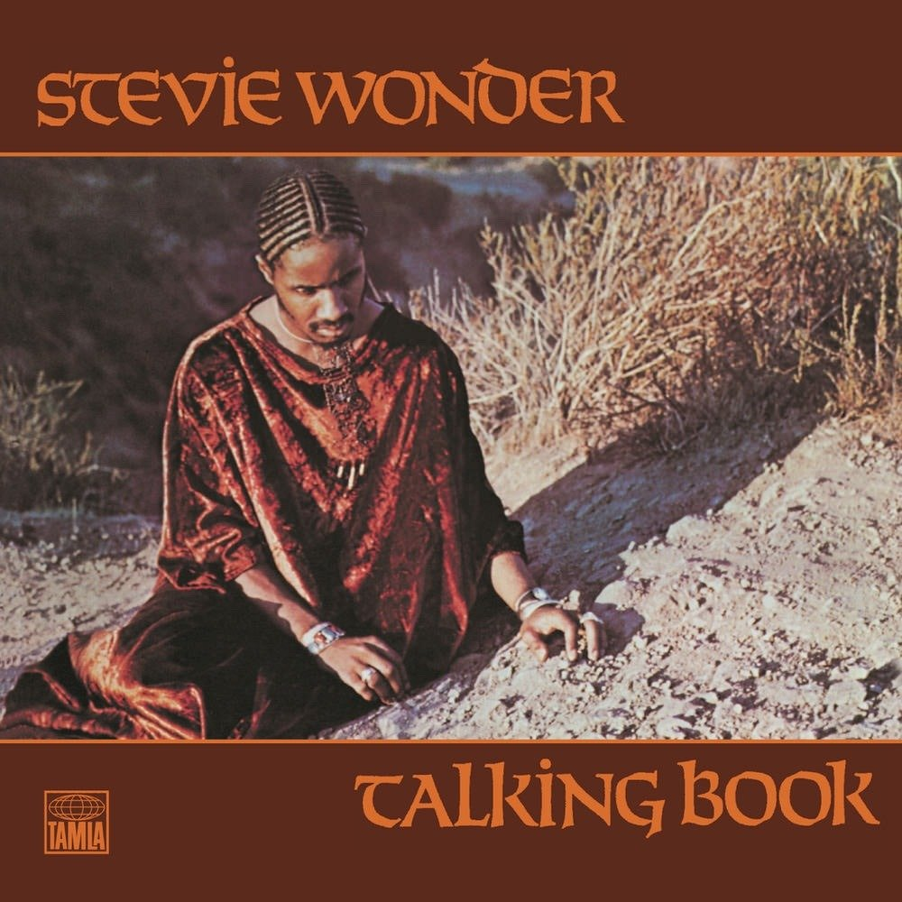 Stevie Wonder: Talking Book (Vinyl LP) | Optic Music | Buy Vinyl Online