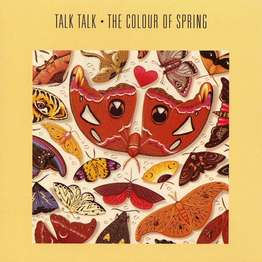 Talk Talk: The Colour Of Spring (Vinyl LP) | Optic Music | Vinyl Records
