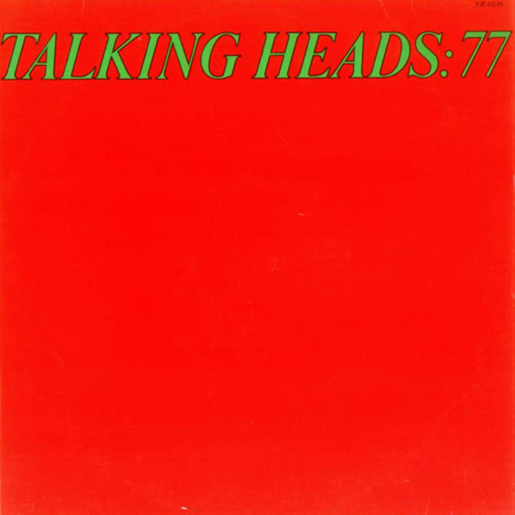Talking Heads: 77 (Vinyl LP) | Optic Music | Buy Vinyl Online