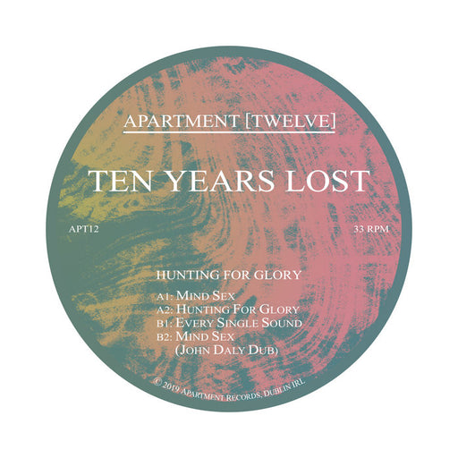"Ten Years Lost: Hunting For Glory (Vinyl 12"") 