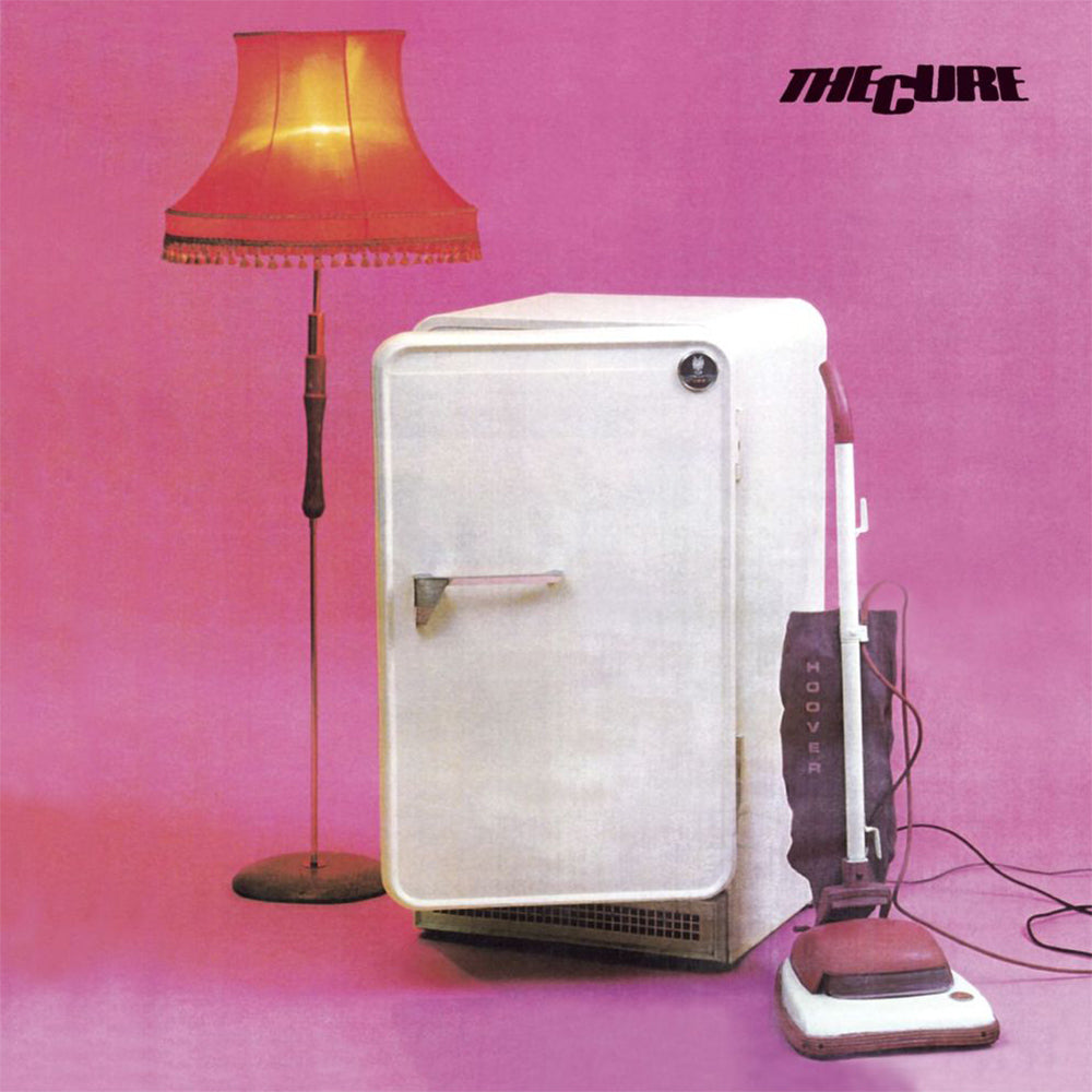 The Cure: Three Imaginary Boys (Vinyl LP) | Buy Vinyl Online