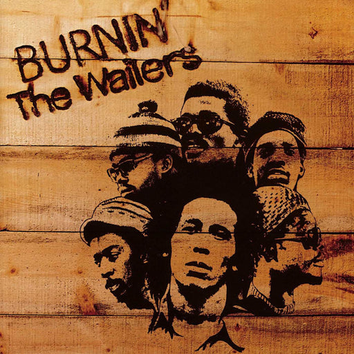The Wailers: Burnin' (Vinyl LP) | Buy Vinyl Online