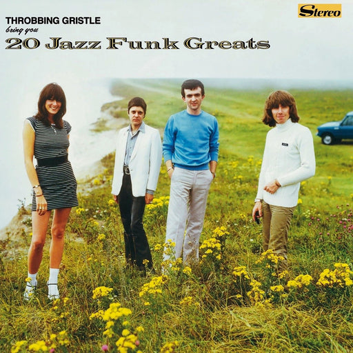 Throbbing Gristle: 20 Jazz Funk Greats (Vinyl LP) | Optic Music | Buy Vinyl Online