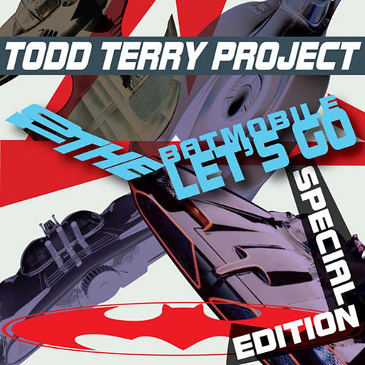 The Todd Terry Project: To The Batmobile Let's Go (Vinyl LP) | Optic Music | Buy Vinyl Online