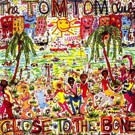 Tom Tom Club: Close To The Bone (Vinyl LP) | Optic Music | Buy Vinyl Records Online