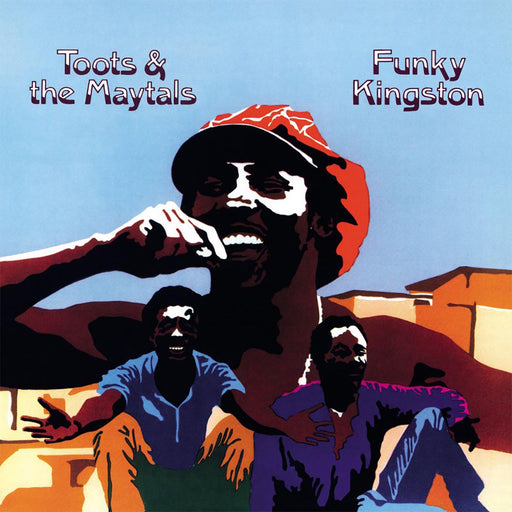 Toots & The Maytals: Funky Kingston (Vinyl LP) | Buy Vinyl Online