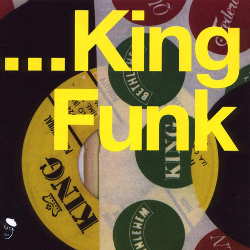 Various Artists: ... King Funk (Vinyl LP) | Optic Music | Buy Vinyl Online