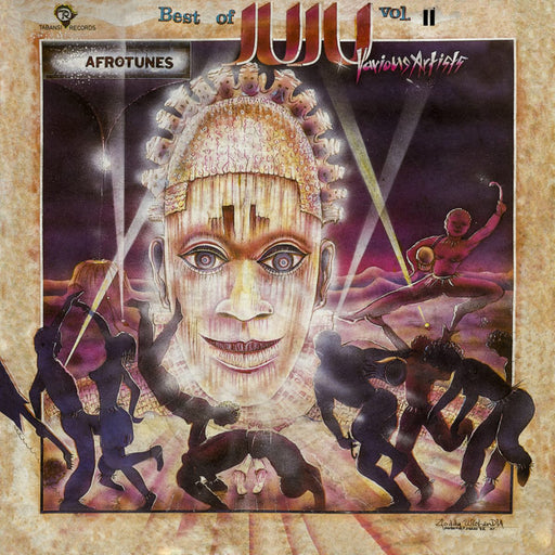 Ojo Balingo (Juju Master): Afrotunes Best Of Juju Vol. II (Vinyl LP) | Optic Music | Vinyl Records | Dublin Vinyl