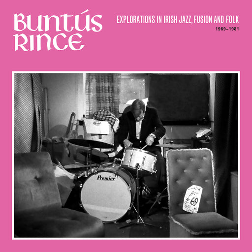 Various: Buntús Rince - Explorations In Irish Jazz, Fusion + Folk 1969-81 (Vinyl LP) | Buy Vinyl Online