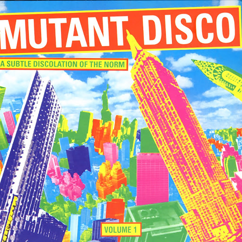 Various Artists: Mutant Disco - A Subtle Dislocation Of The Norm (Vinyl LP) | Optic Music | Buy Vinyl Online