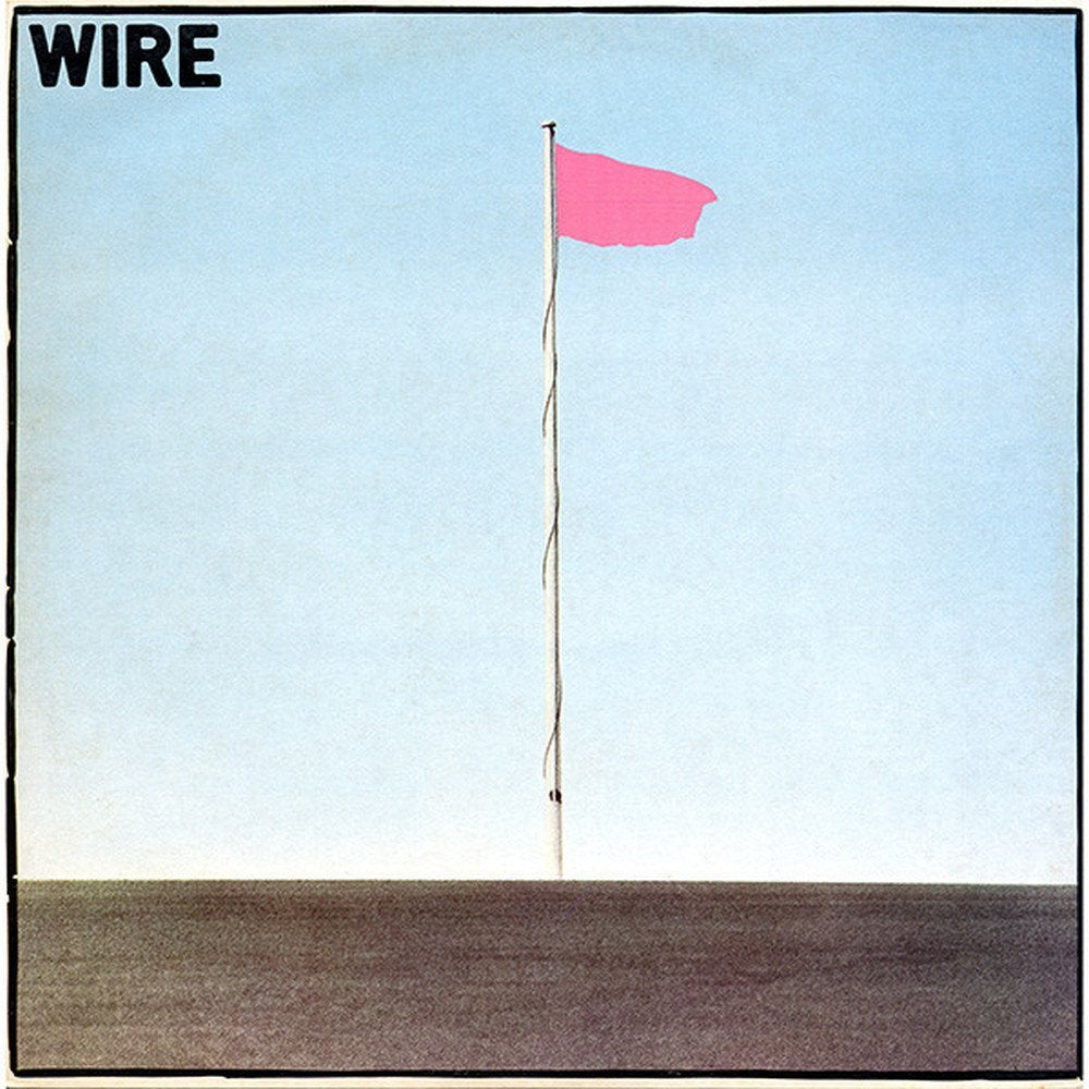 Wire: Pink Flag (Vinyl LP) | Buy Vinyl Online