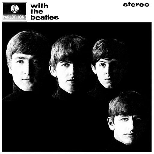 The Beatles: With The Beatles (Vinyl LP) | Optic Music | Vinyl Records | Dublin Vinyl