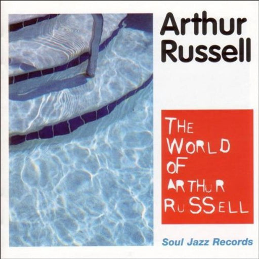 Arthur Russell: The World Of Arthur Russell (Vinyl 3xLP)