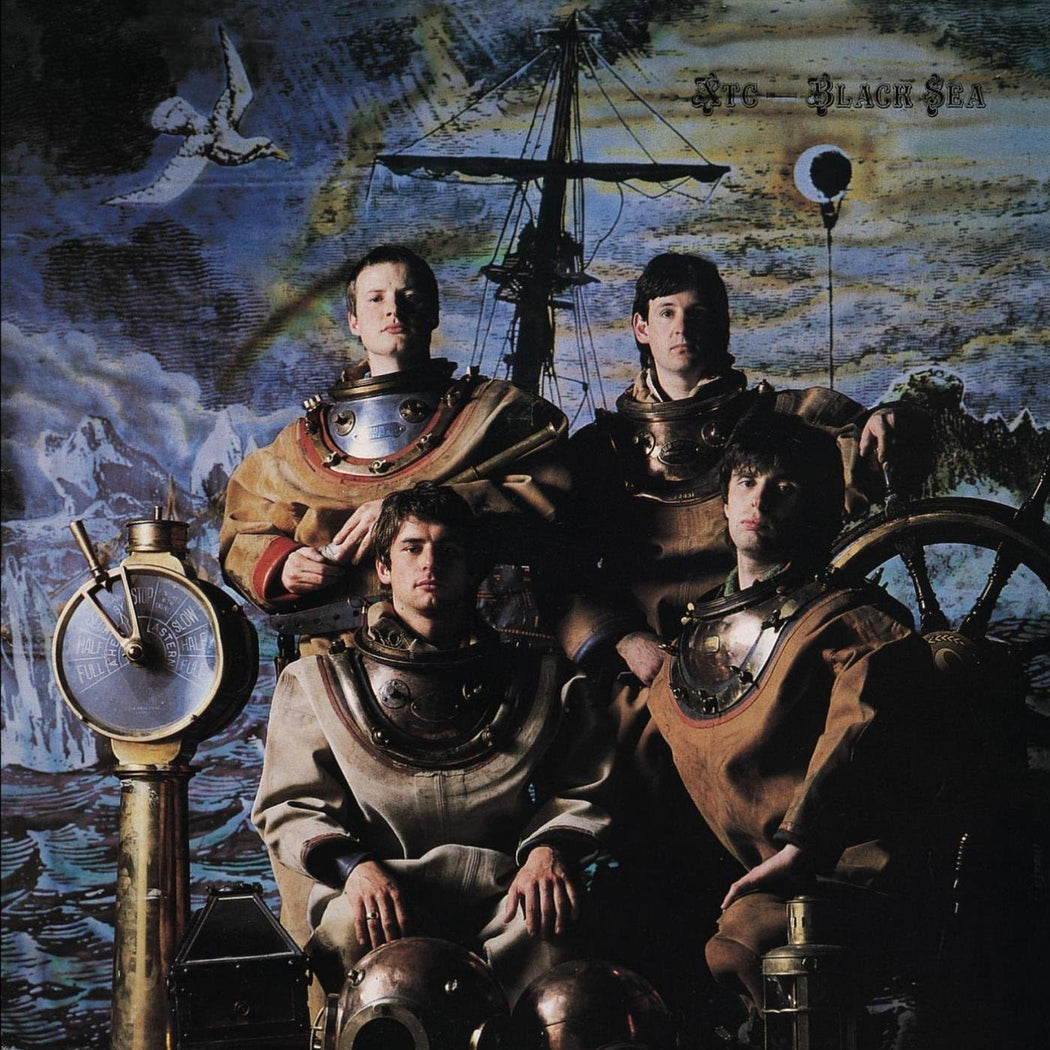 XTC: Black Sea (Vinyl LP) | Optic Music | Buy Vinyl Online