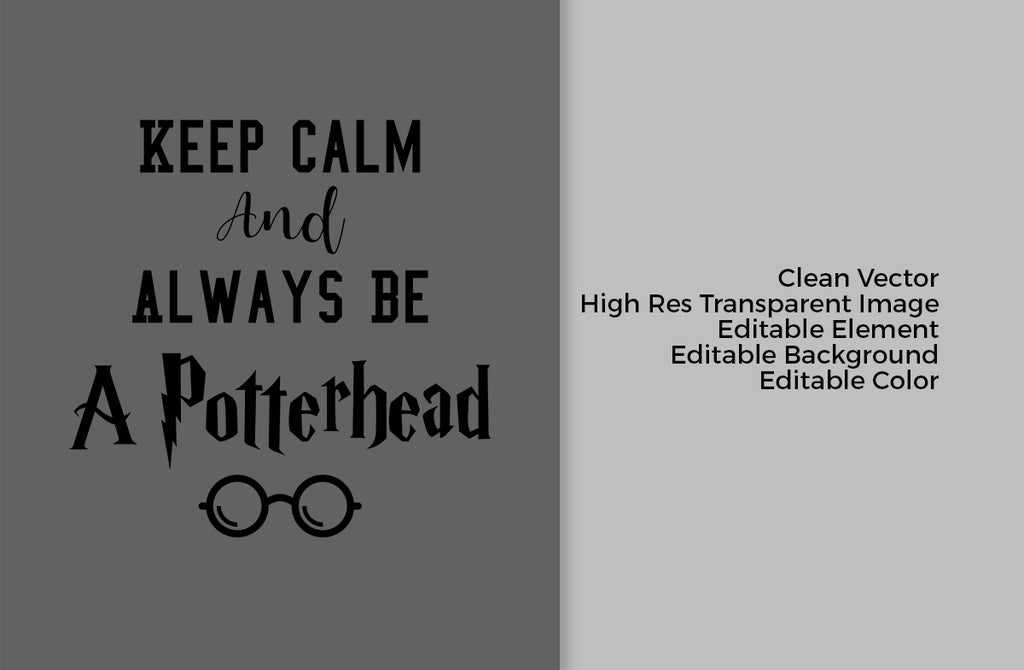 Keep Calm Potterhead