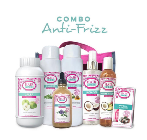 KIT ANTI-FRIZZ