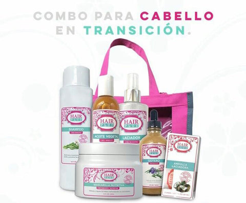 Kit Para Cabello en Transition.