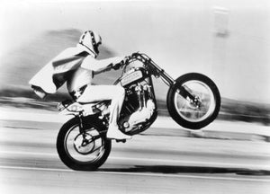 Our Hero Evel: A Conversation With Kelly Knievel