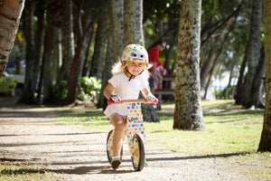 Health Benefits of Balance Bikes