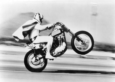 Kelly Knievel Chats With Balance Bike Brand Kiddimoto