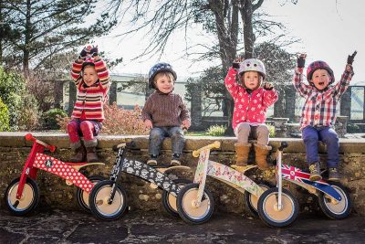 Seven Reasons To Choose Kiddimoto Balance Bikes