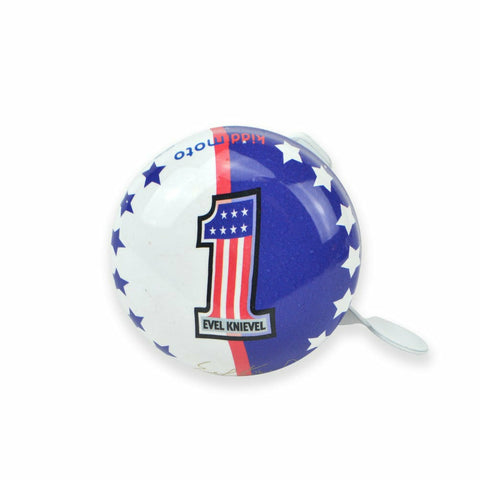 Image of Evel Knievel Bicycle Bell