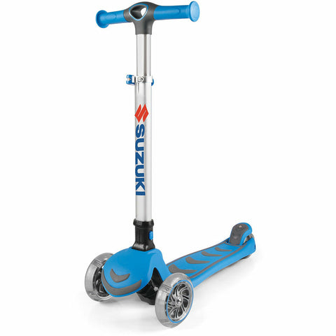 Image of SUZUKI uZoom3 Scooter BLUE