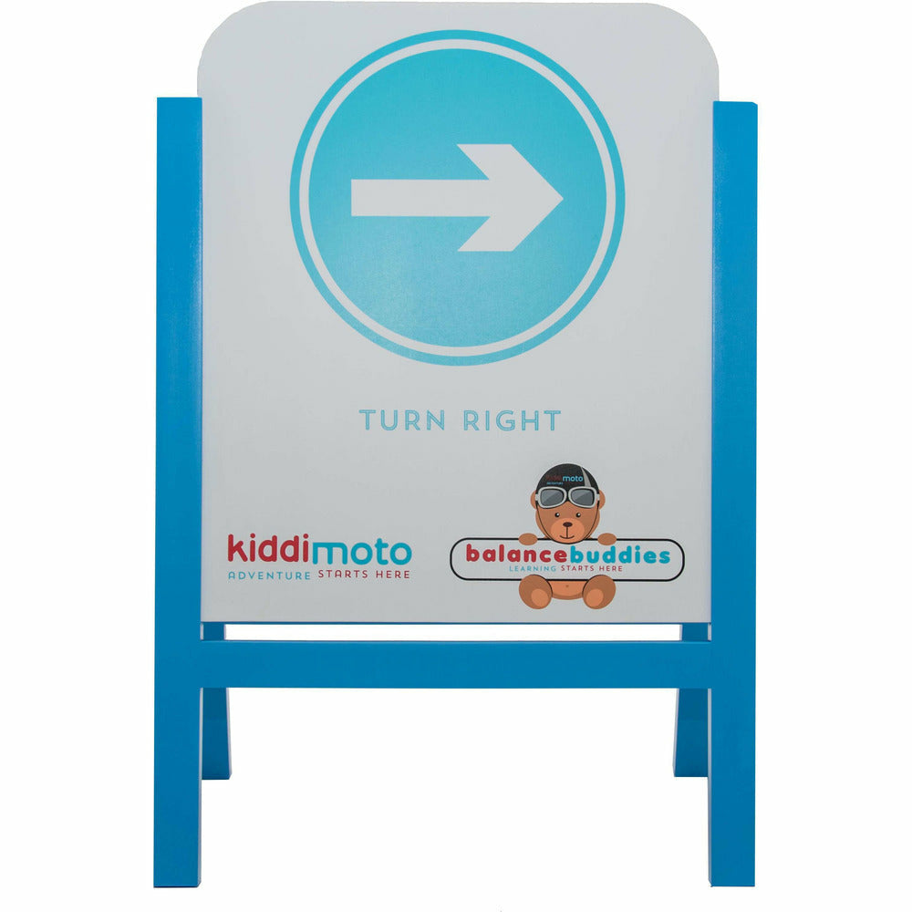 Kiddimoto Road Sign Set