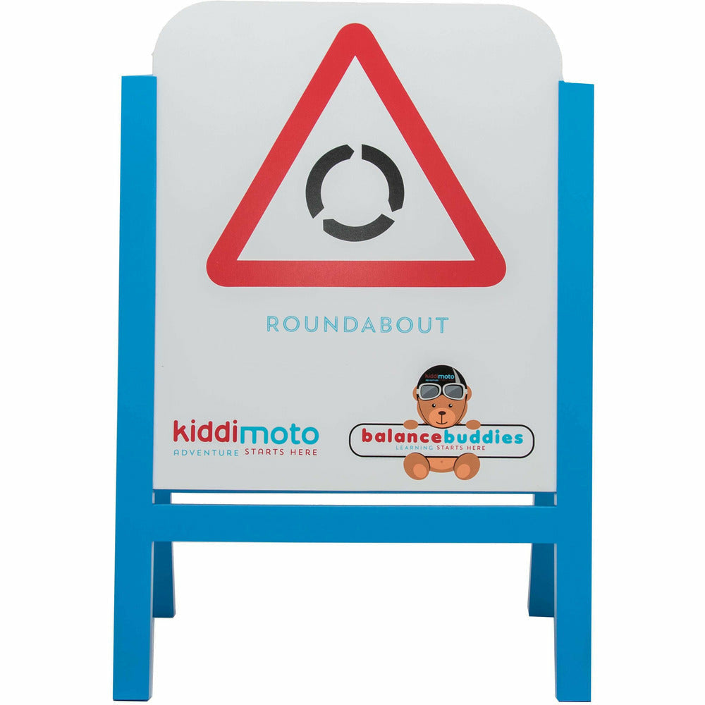 Kiddimoto Sturdy Wooden Sign Set
