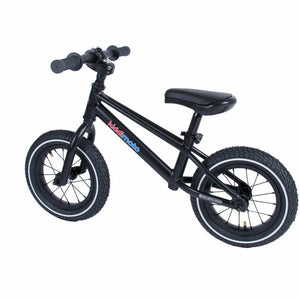 Kiddimoto Black Mountain Bike | Back