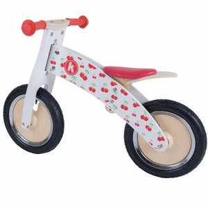 Kiddimoto Kurve Wooden Balance Bike