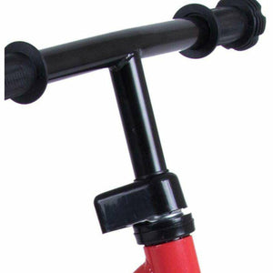 Kiddimoto Red Super Junior Metal Balance Bike Handle