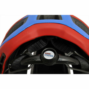 IKON Full Face Helmet - Red/Blue
