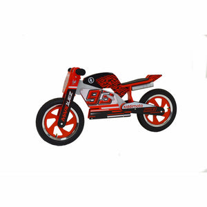 Kiddimoto Official Marc Marquez Replica Best Balance Bike