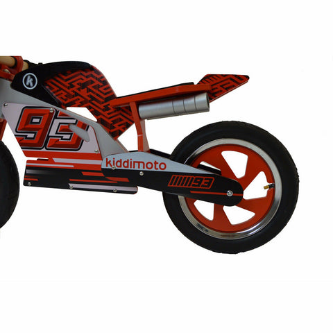 Image of Kiddimoto Marc Marquez Officially Licensed Kids Super Bike