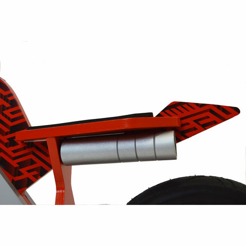 Image of Kiddimoto Red Marc Marquez Official Balance Bike