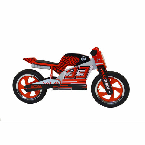 Image of Kiddimoto Official Marc Marquez Replica Balance Bike
