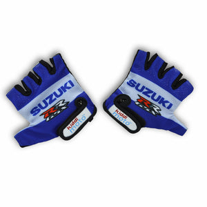 Official Suzuki kids cycle gloves
