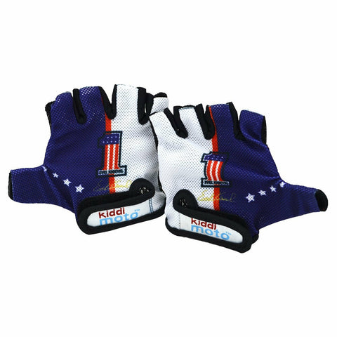 Image of Evel Knievel Cycling Gloves