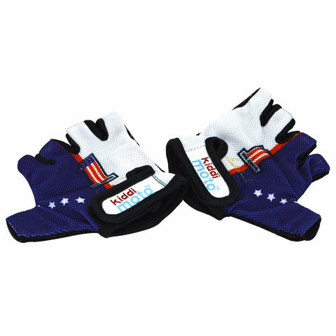 Evel Knievel Cycling Gloves