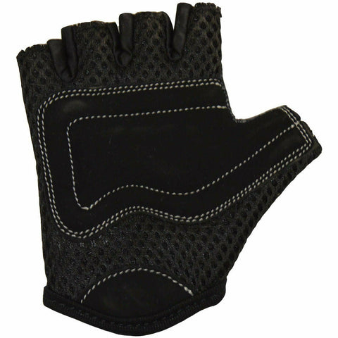 Image of Kiddimoto Carbon FX Kids Bike Gloves