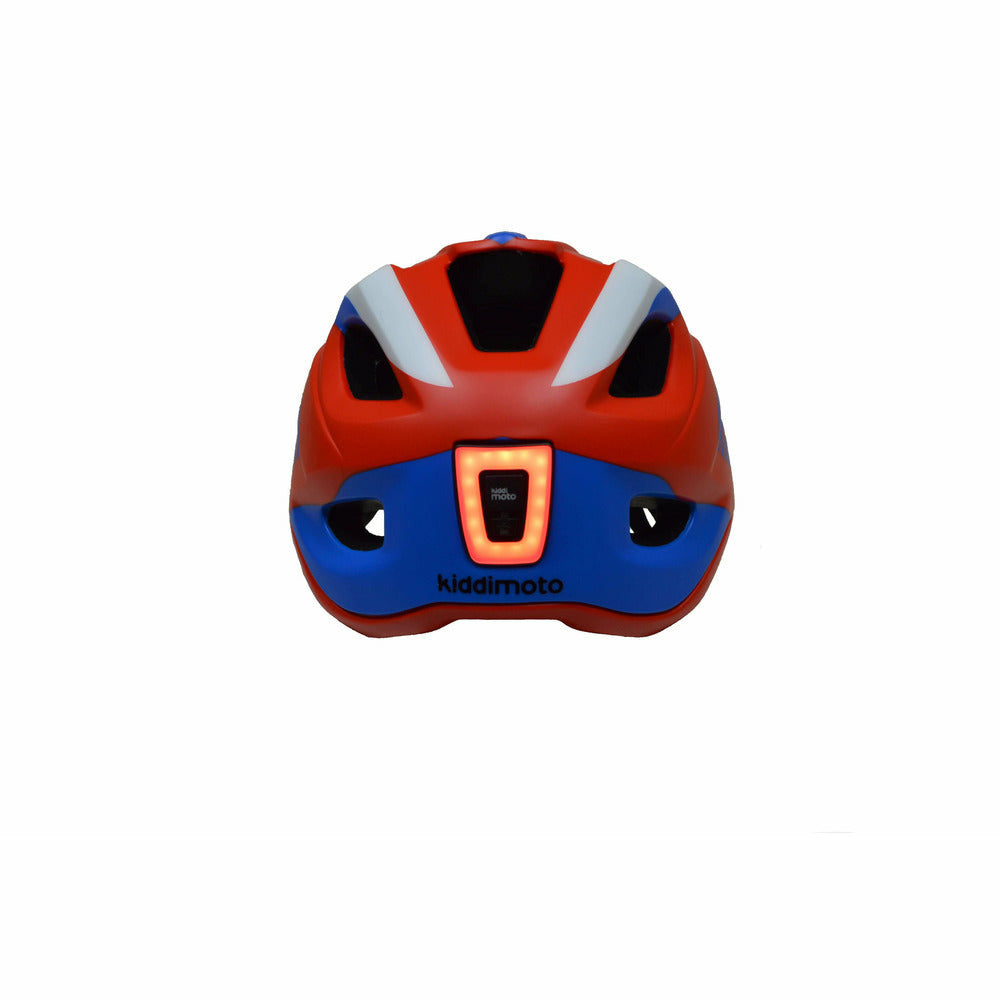 Kiddimoto LED Tail Light Fits In IKON Helmets Or Use Alone