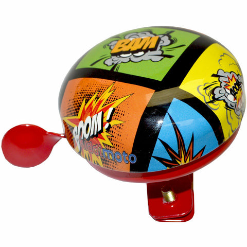 Image of Comic Bicycle Bell