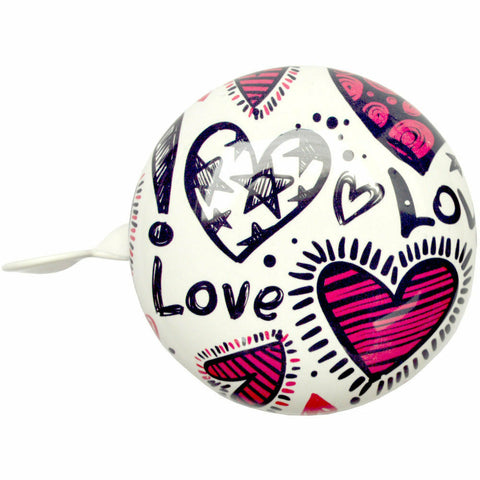 Image of Love Bicycle Bell
