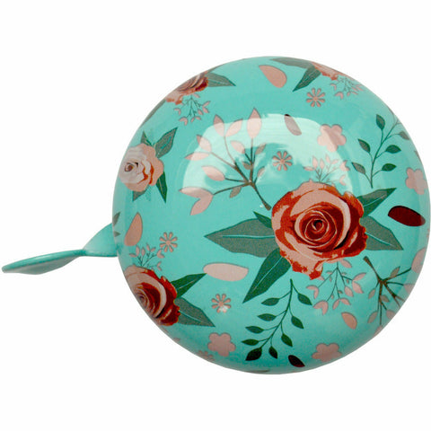 Floral Bicycle Bell