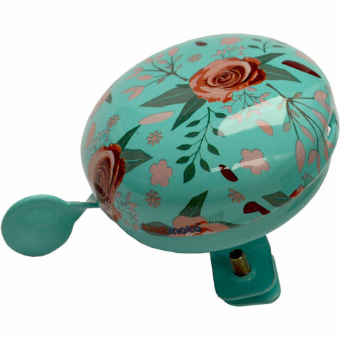 Image of Floral Bicycle Bell