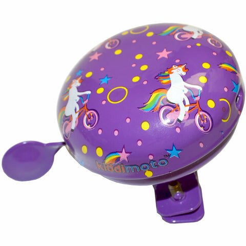 Kiddimoto Unicorn Bicycle Bell