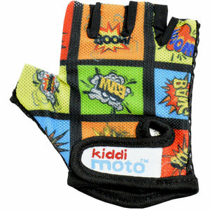 Comic Cycling Gloves