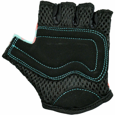 Image of Floral Cycling Gloves